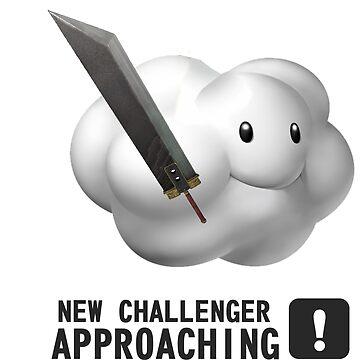 Cloud SSB4 Parody (Super Smash Bros 4) Ultimate by Mrmasterinferno
