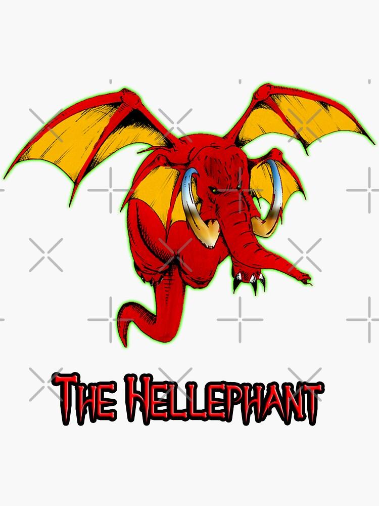 Vlad The Inhaler : The Hellephant by EnforcerDesigns