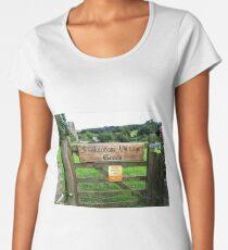 Stokenham Village Green Women's Premium T-Shirt