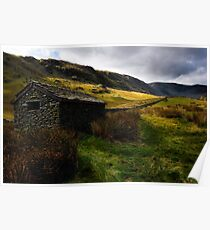 The View up Riggindale Poster