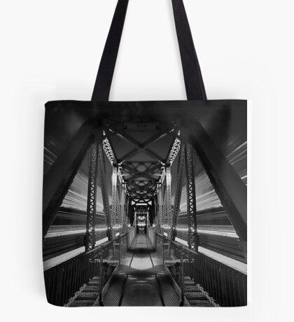 Crossing Tote Bag