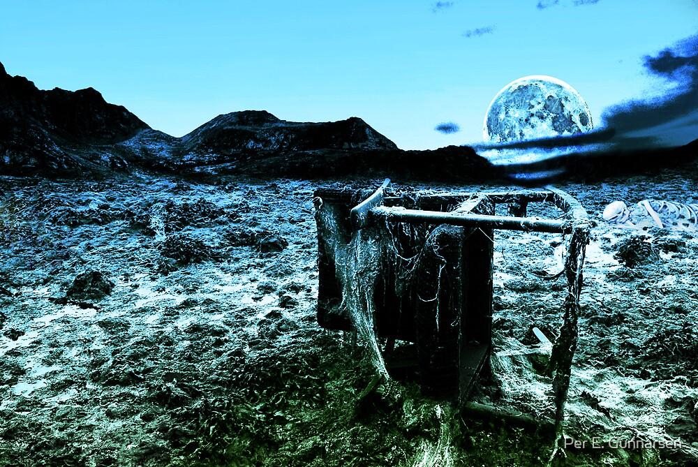 Global Warming 6 by Per E. Gunnarsen