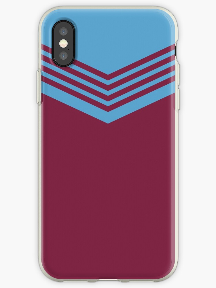West Ham United 1976 Home Shirt by footytees