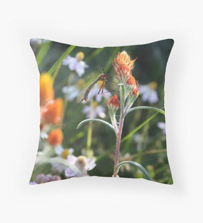 Lunch Stop Throw Pillow