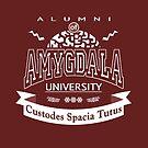 Amygdala University by FireAwayMarmot