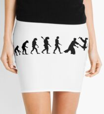 Evolution Aikido Mini Skirt
