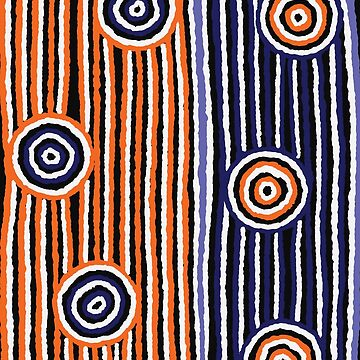 Campsites - Authentic Aboriginal Art by HogarthArts