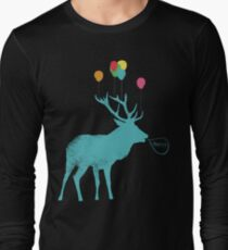 Stag Party Long Sleeve T-Shirt