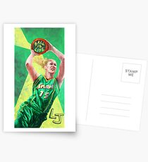 Ball is Life: Lauren Jackson Postcards
