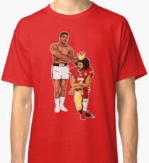 Colin Kaepernick 'Muhammad Ali Legacy' T-Shirt Classic T-Shirt