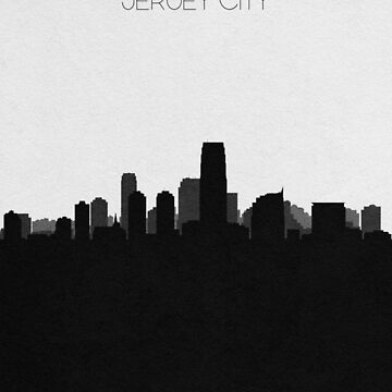 Travel Posters | Destination: Jersey City by geekmywall