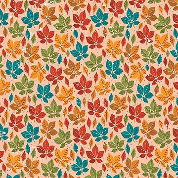 Cool and Funky Fall Leaves by creative321