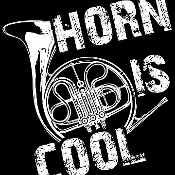 Horn is cool by Vectorbrusher