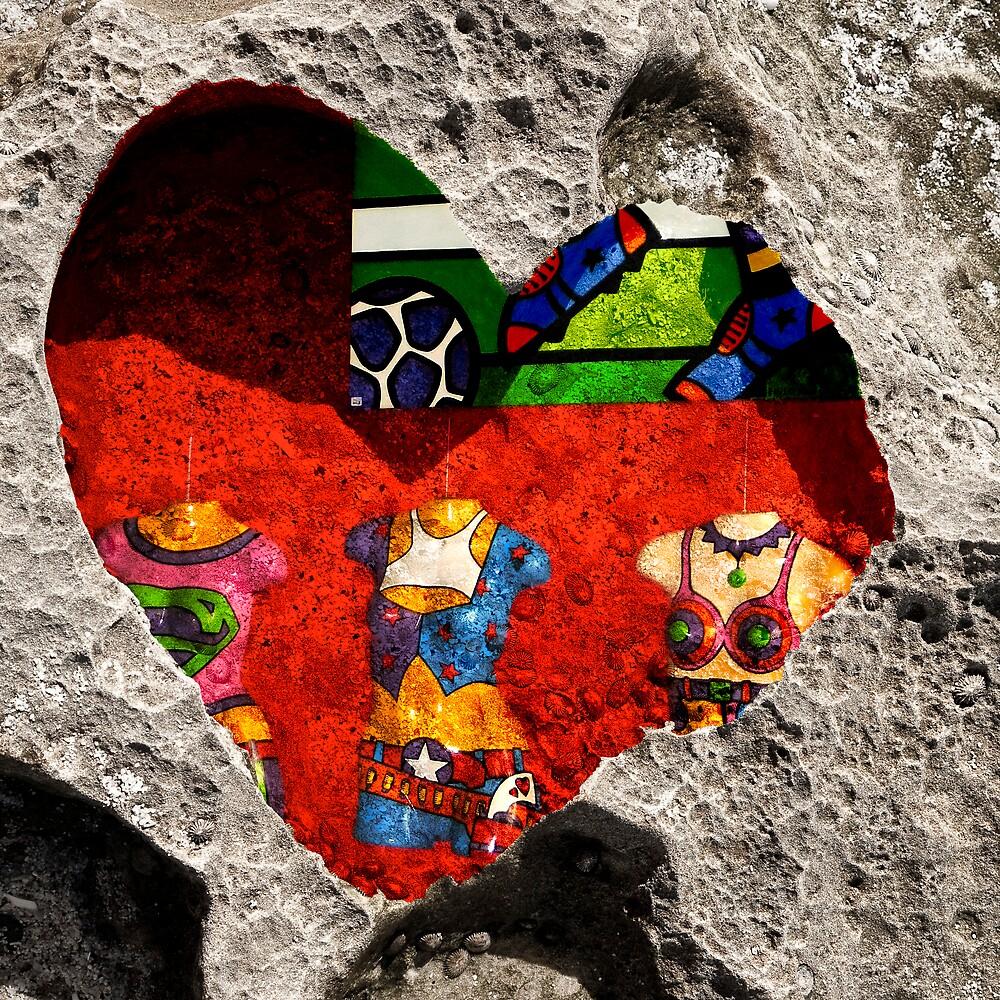 I Love football by philippeB