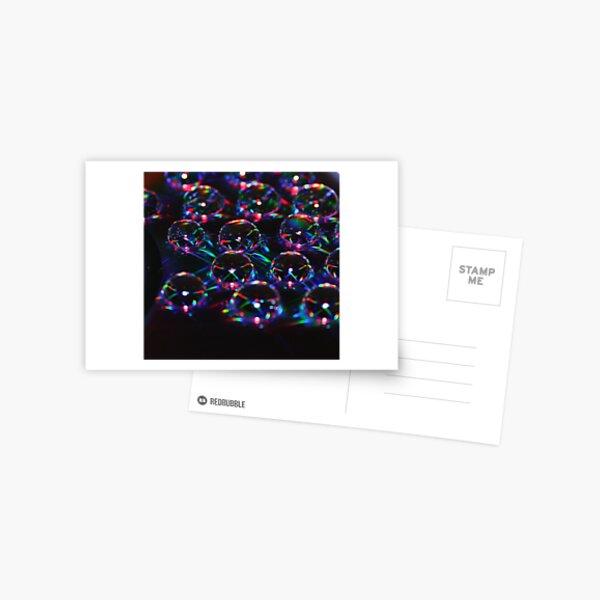Bubble Fever Postcard