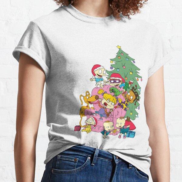 Noël des Razmoket T-shirt classique
