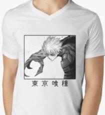 Ken Kaneki Men's V-Neck T-Shirt