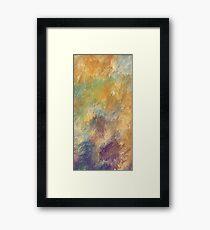 The paintbrush Framed Print