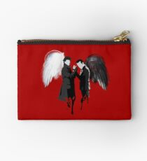On the Side of the Angels Studio Pouch