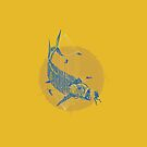 Fish Cracker by Rainvelle Gemperoa