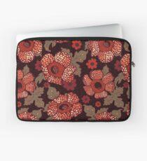 Rafflesia gefährdete Blumen Laptoptasche