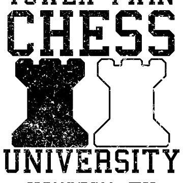 Chess University by mtsdesign