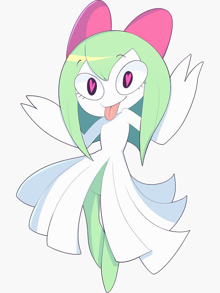 Pokemon Kirlia de NoriNoir