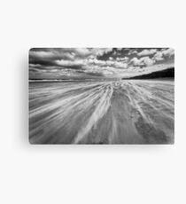 Windswept Benone Canvas Print