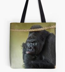 Gorilla Thoughts Tote Bag