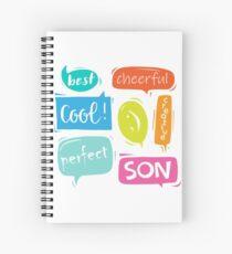 son Spiral Notebook
