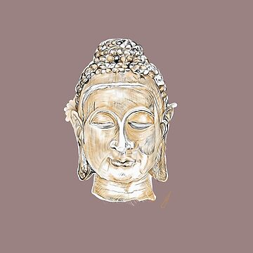buddha by jackpoint23