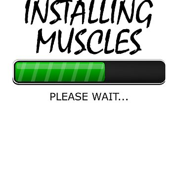 Installing Muscles Workout Sports and Fitness by ByTekk