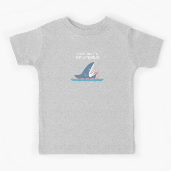 Relax Guys Kids T-Shirt
