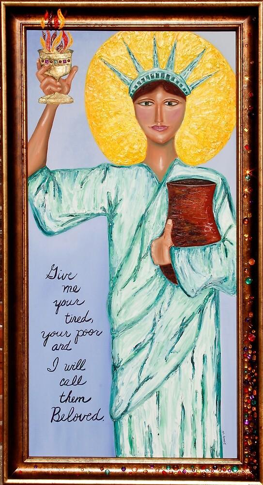 Lady Magdalene by Ellen Sauer