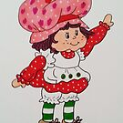 Strawberry Shortcake 80's by RyanLoesch