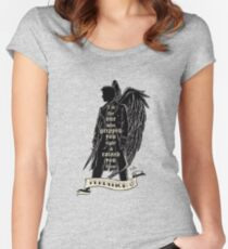Perdition Women's Fitted Scoop T-Shirt