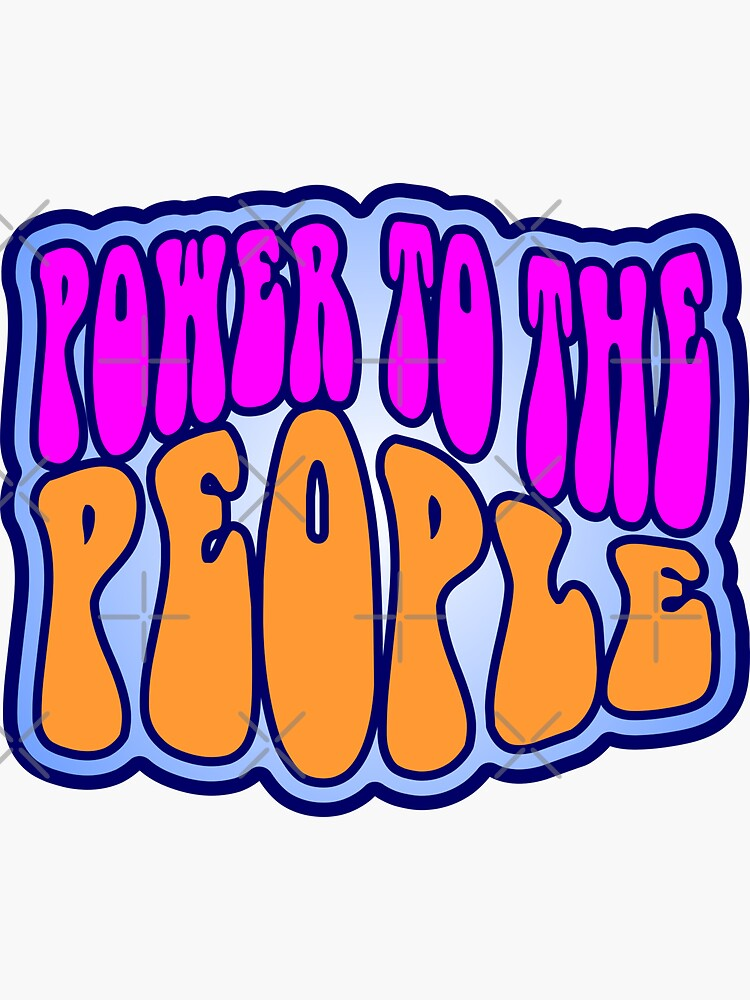 Power to the people by BigTime