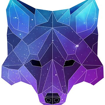 Galactic Fox by yajyolid