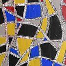 Le regard fragmenté-extraction #3 by BENT75