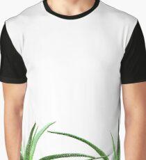 Succulents - Haworthia attenuata - Plant Lover - Botanic Specimens delivering a fresh perspective Graphic T-Shirt