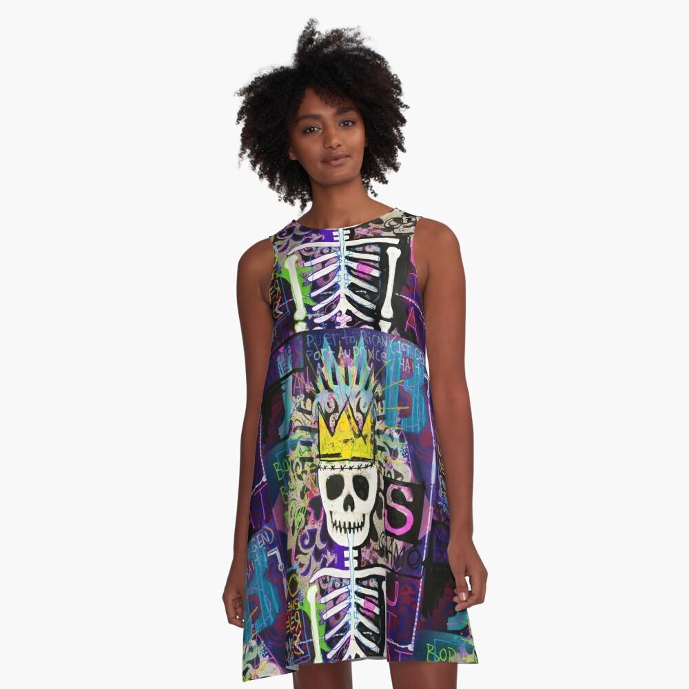 A Tribute to JMB A-Line Dress