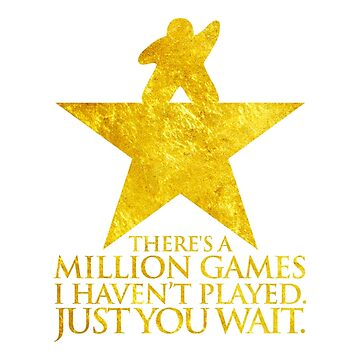 There's A Million Game I Haven't Played. Just You Wait. - Musical Board Game theme by HeartBoardGames