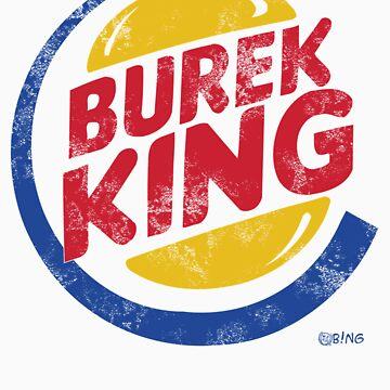 Burek King by AmirKaragic