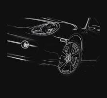 Porsche Cayman Detail