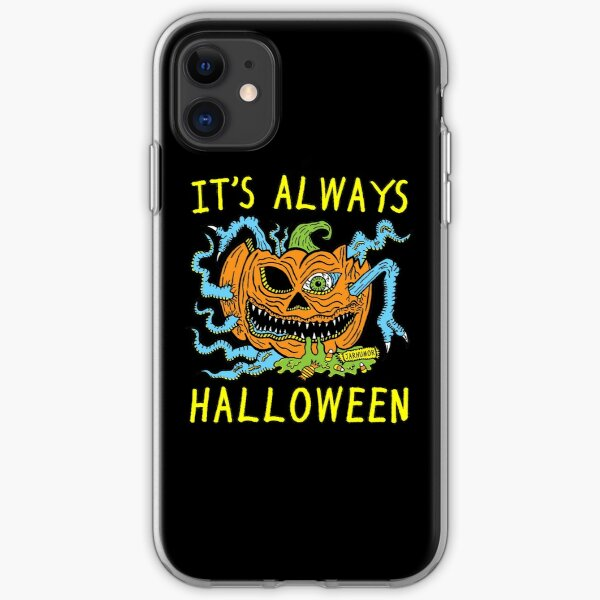 It's Always Halloween iPhone Soft Case