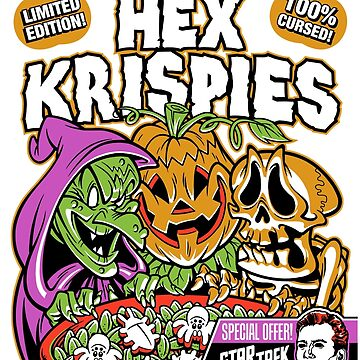 HEX KRISPIES! by MINION-FACTORY