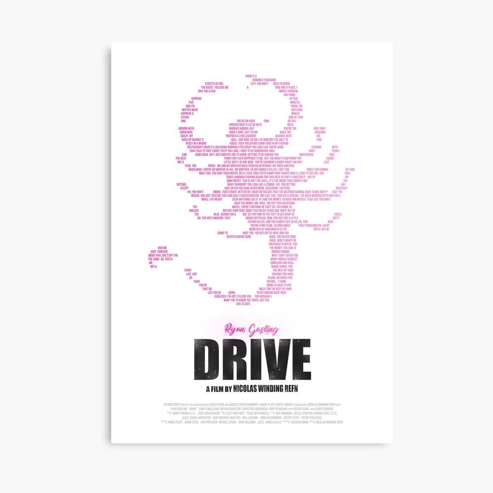 'I don't carry a gun. I drive' Canvas Print