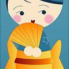 Kimono by claclina
