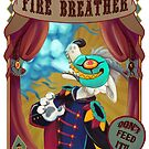 Freaka Fire Breather by vixndwnq
