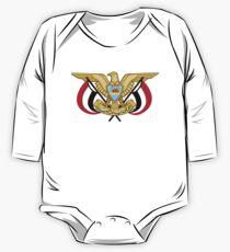 Yemen emblem One Piece - Long Sleeve